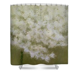 Wait For Me Shower Curtain