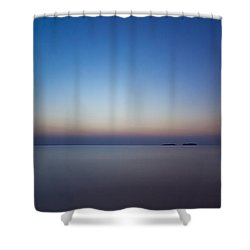 Waiting For A New Day Shower Curtain by Andreas Levi