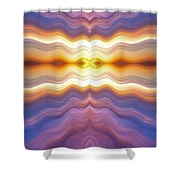 Waking To A New Dawn Shower Curtain