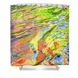 Walk In Glory Shower Curtain