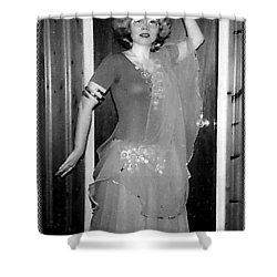 Shower Curtain featuring the photograph Walk Like An Egyptian by Denise Fulmer