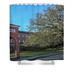 Walk Of Honor Entrance Shower Curtain