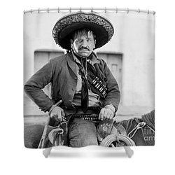 Wallace Beery (1885-1949) Shower Curtain by Granger