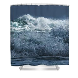 Walls Of Water Shower Curtain