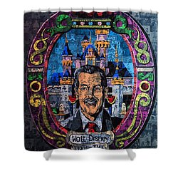 Walt Disney Shower Curtain