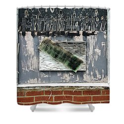 War House Shower Curtain