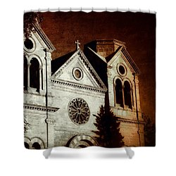 Warming Faith Shower Curtain
