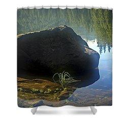 Warming Sun Shower Curtain