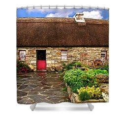 Warmstone Cottage Shower Curtain