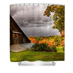 Warner Farm Il Shower Curtain