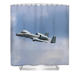 Wart Hawg 1 Shower Curtain
