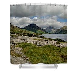 Wastwater Shower Curtain