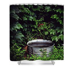 Shower Curtain featuring the photograph Water Bearer by Jessica Brawley