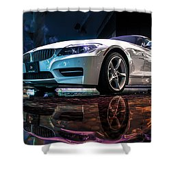 Water Borne Shower Curtain