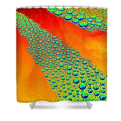 Water Color Shower Curtain