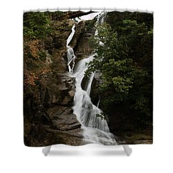 Water Fall 3 Shower Curtain