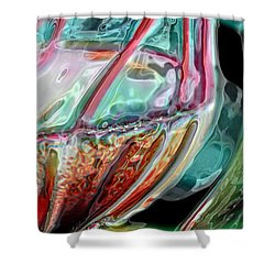 Water To Wine 1 Shower Curtain