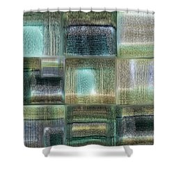 Watercolor 01 Shower Curtain