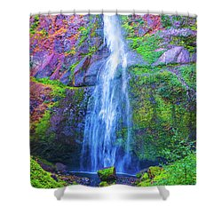 Waterfall 1 Shower Curtain