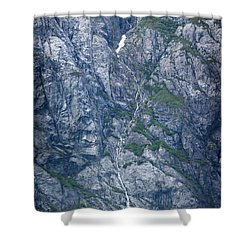 Waterfall Panorama Shower Curtain