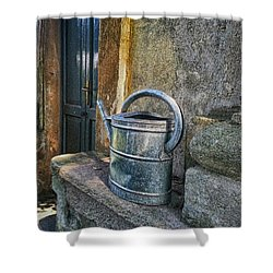 Watering Cans Shower Curtain