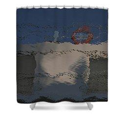 Waterman Shower Curtain