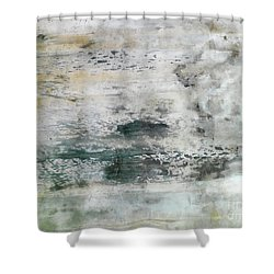 Waterworld #1048 Shower Curtain