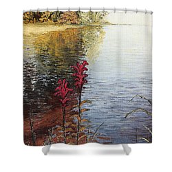 Watts Bar Lake Rockwood Tn Shower Curtain