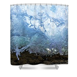 Wave 1 Shower Curtain