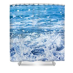 Wave 3 Shower Curtain