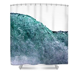 Shower Curtain featuring the photograph Wave Rider by Dana DiPasquale