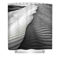 Wavetheory V Shower Curtain by Ryan Weddle