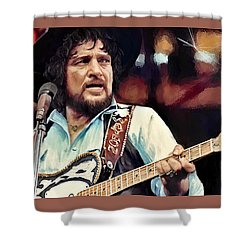 Waylon Shower Curtain