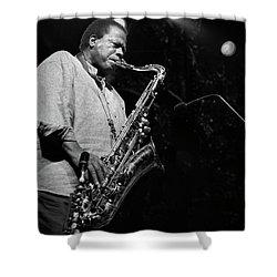 Wayne Shorter Discography Shower Curtain