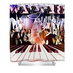 Wayward Shower Curtain