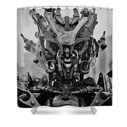 Wd 40 Shower Curtain