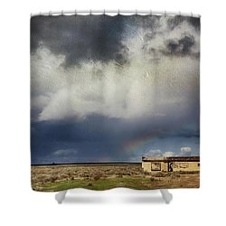 We All Need A Little Hope Shower Curtain by Laurie Search