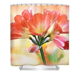 We Are Family Shower Curtain