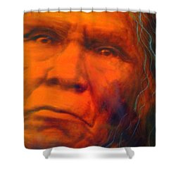We Are First Nation Shower Curtain