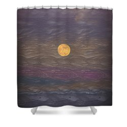 We Are Not In Kansas Anymore Shower Curtain by Angela A Stanton
