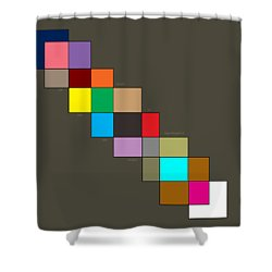 We Are The World Shower Curtain