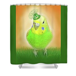 Wearin' Of The Green Shower Curtain