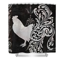 Weathervane I Shower Curtain by Mindy Sommers