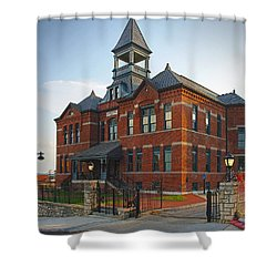 Webster House Shower Curtain