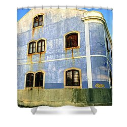Weeping Windows Shower Curtain