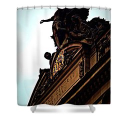 Welcome To Grand Central Shower Curtain