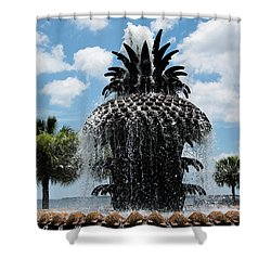 Welcome Y'all Shower Curtain