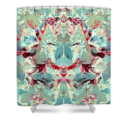 Well Being Shower Curtain