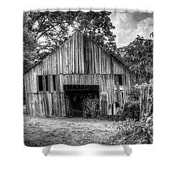 Wells Barn 5 Shower Curtain