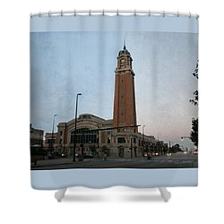 West Side Market Shower Curtain